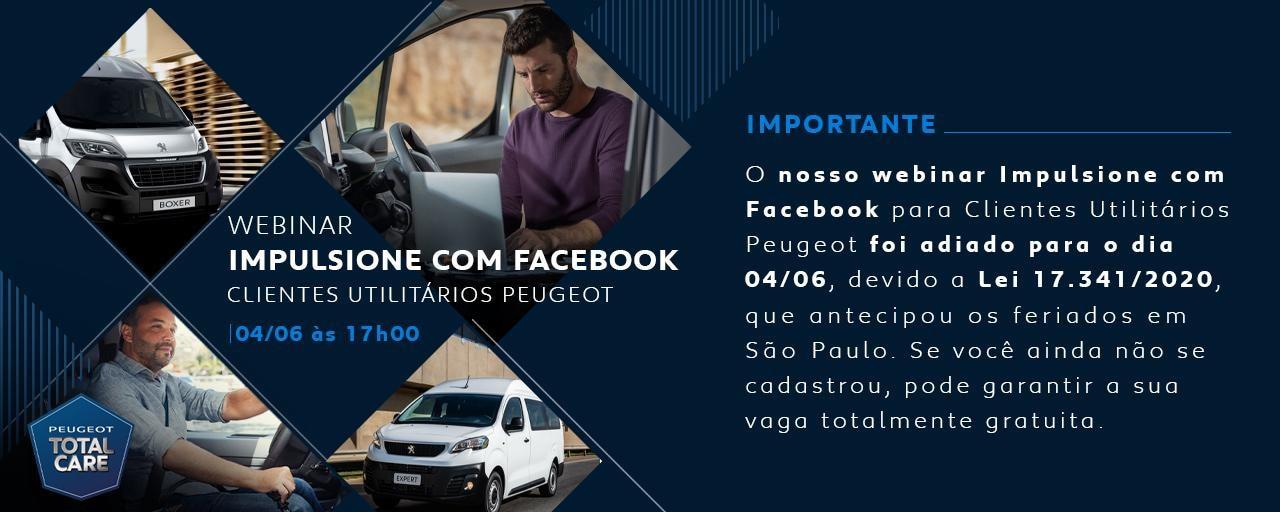 Webinar Facebook Peugeot