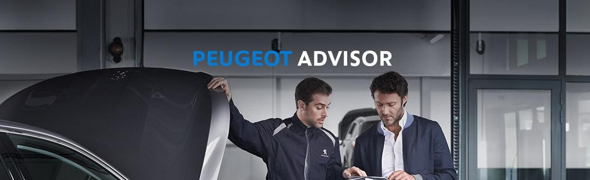Peugeot Advisor