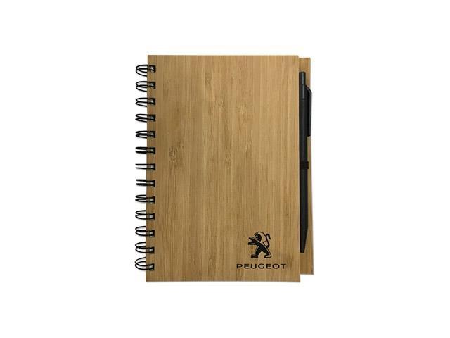 Caderno de Madeira